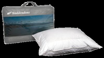 Veren Kussen 6 : Waddendons 3 kamer scharrel dons kussen 60x70 slaapcomfortwinkel